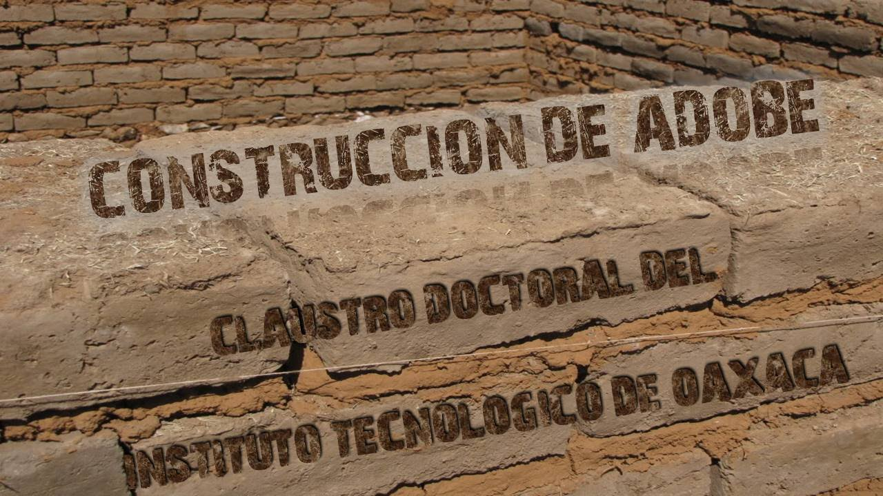 Construccion de adobe en oaxaca youtube - Material de construccion ...
