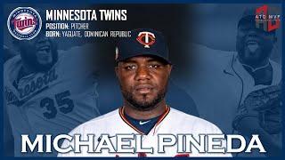 BREAKING NEWS | MINNESOTA TWINS SIGN MICHAEL PINEDA | ATG MVP