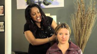 The Perfect Ponytail for Receding Hair on Women : Hair Braids & Other Styles