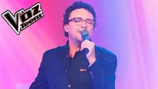 Andrés Cepeda y Cali y el Dandee cantan 'Por el resto de mi vida' | La Voz Teens Colombia 2016