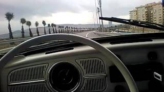 1967 VW 1300 Beetle satılık Izmir vos vos