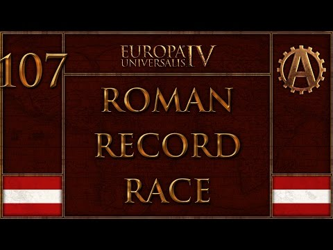 EUIV The Holy Roman Record Race 107