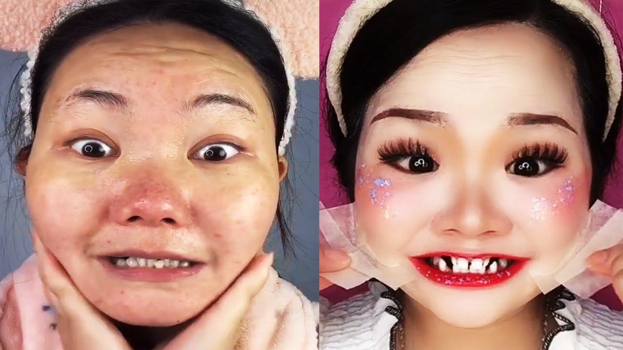 Asian Makeup Tutorials Compilation | New Makeup 2021 | 美しいメイクアップ/ part 12