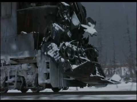 Ian Cussick - Runaway Train Video