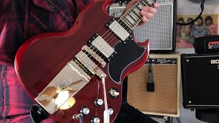 Why The 2020 Epiphone SG Standard 61 Maestro Vibrola Doesn't Suck