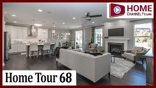 Open House Tour 68 - New Model Home at Springfield Pointe by  North Mark Homes