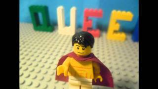 Lego Don't Stop Me Now