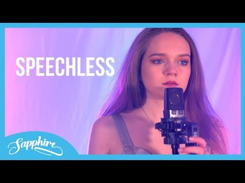 Speechless - Naomi Scott - From Disney's Aladdin | Cover By Sapphire