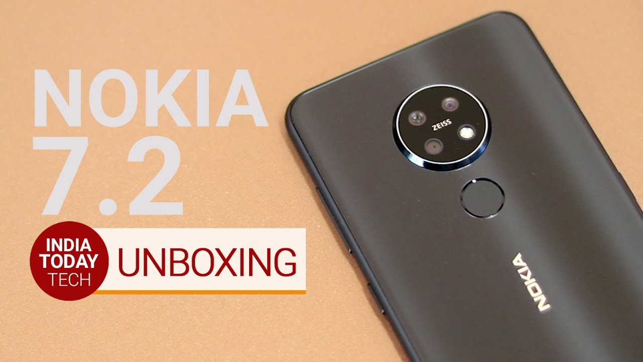 Nokia 7.2 Unboxing: Best stock Android phone at Rs 18,599?