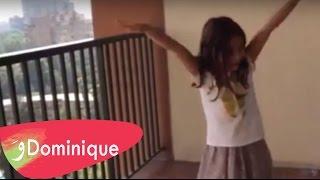Dominique Hourani and Delara - #ALS #IceBucketChallenge / دومينيك حوراني و ديلارا تحدي الثلج