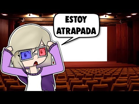 ESCAPA DEL CINE | Roblox Escape the Cinema en español