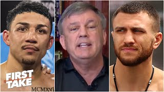 Teddy Atlas previews Vasiliy Lomachenko vs. Teofimo Lopez fight | First Take