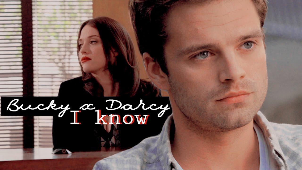 Bucky|Darcy - I know [fanfic] - YouTube