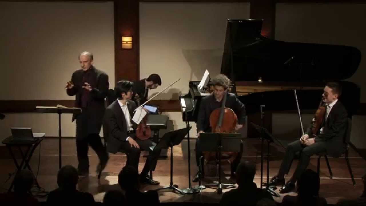 Inside Chamber Music with Bruce Adolphe - Schumann Quartet in E-flat major