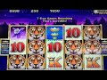 Sun Tiger Slot Machine - Free Games Bonus