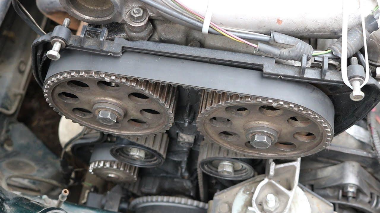 Двигатель 1,6 126 Приора, Калина, Гранта - YouTube