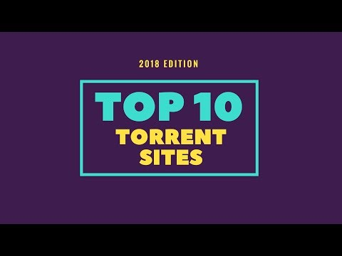 Top 10 best torrent sites (100% working)
