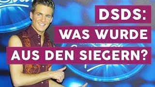 DSDS: Das machen die Superstar-Gewinner heute! | STARS