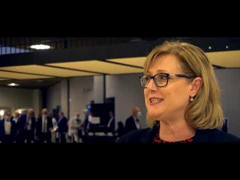 Wywiad z Lucyną Sokołowską, podczas XXVI Zgromadzenia Ogólnego ZPP