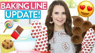 MY BAKING LINE IS HERE! (Pre-Order) + UPDATES thumbnail