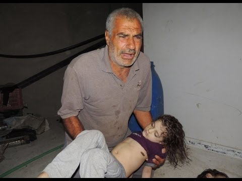 Chemical Attack in Syria, Terrible Photos !!!