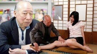 Pijat Jepang Yang Aneh !! 😱