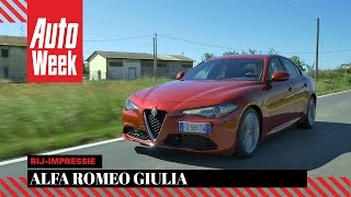 Alfa Romeo Giulia (and Quadrifoglio) - AutoWeek review