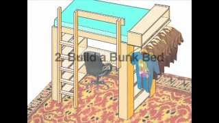 Build a loft or bunk bed - Ochshorn