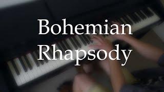 [Piano Cover] 'Bohemian Rhapsody' by Queen