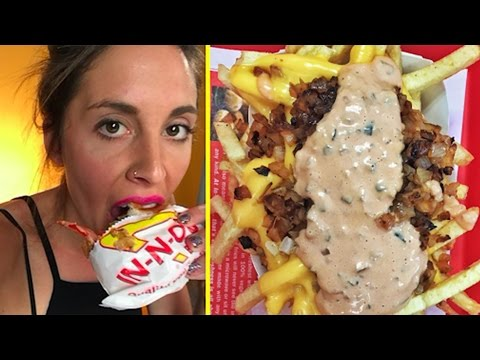 People Try In-N-Out Secret Hacks