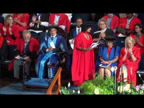 UCT Graduation 2017: 3 May at 10:00