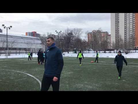 12.01.2020 Норд Сайд - Спорт Отряд 3:2. Север, 3-й дивизион С. Северная Лига ЛФЛ Москвы