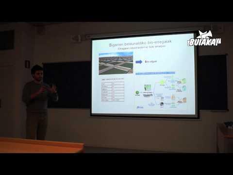 Hitzaldia: Petroleodependentzia murrizteko teknologiak