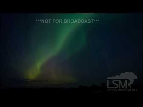 North Dakota Northern Lights *HD Zach Hargrove*