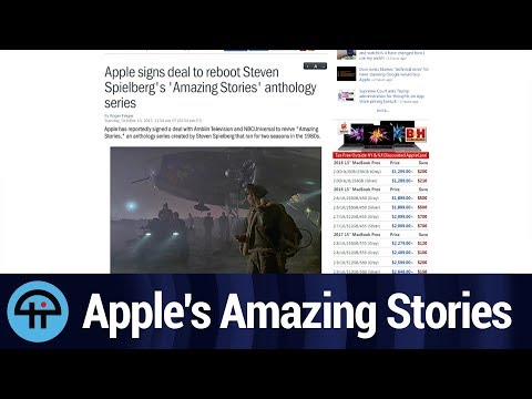 Amazing Stories comes to Apple TV