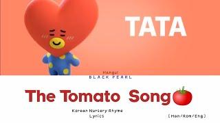 The Tomato Song 🍅 :- Korean Nursery Rhyme Lyrics [Han/Rom/Eng]