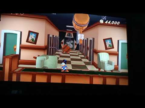 DuckTales Remastered Game: Level 1(never playing again) |