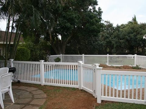 High Quality Vinyl Fencing In Lowes