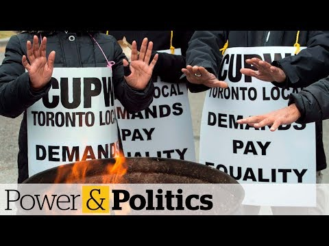 Canada Post back-to-work bill explained | Power & Politics