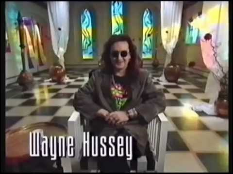 Wayne Hussey Star Test
