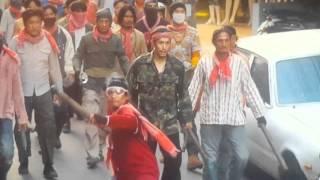 No Escape (2015): Cambodian Riot Uprising