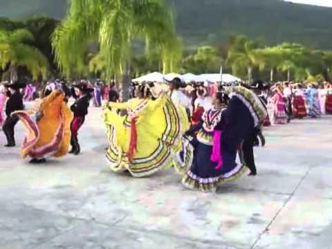 Jocotepec, Jalisco, Mexico's Monumental Ballet Folkloric