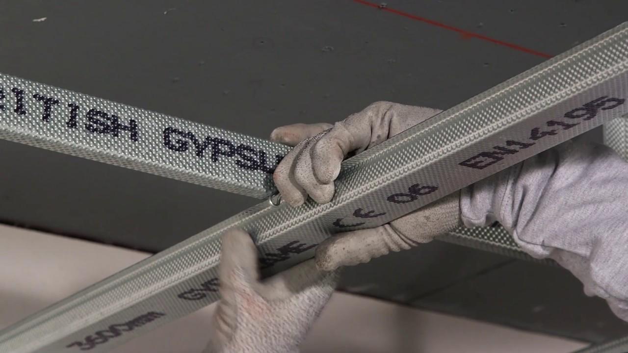 Как да монтирате таван с метална рамка casoline mf (bulgarian