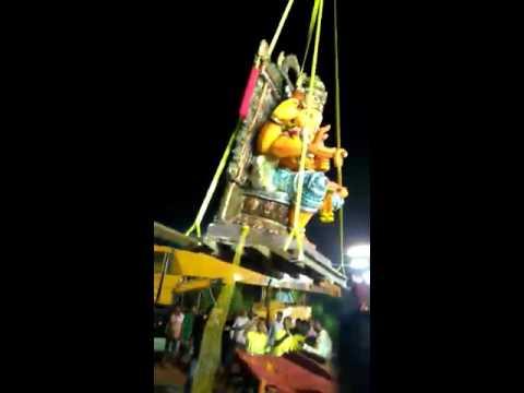 Mira-bhayander ganpati visarjan 2015 part-1
