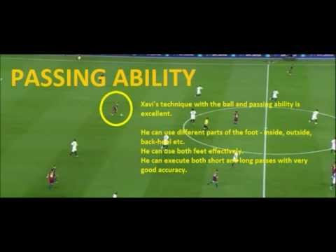 Why is Xavi Hernández a Great Player? Analysis