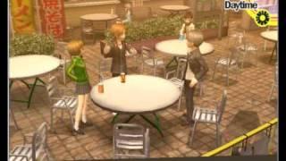 Shin Megami Tensei: Persona 4 on PCSX2 0.9.6 - Playstation 2 Emulator