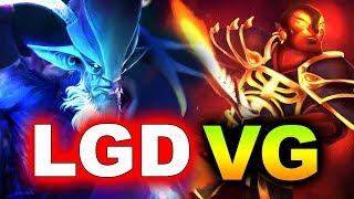 PGS.LGD vs VICI GAMING - RAMPAGE MATCH! - MDL DISNEYLAND PARIS MAJOR DOTA 2
