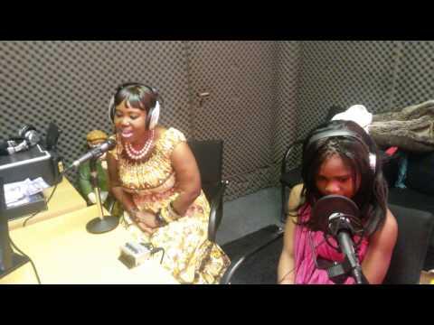 Pepertual Donkor ,Ghana Gospel Artist interview at Abibiman Radio uk(1)