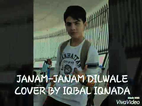 Janam-Janam | Dilwale | Cover By IQBAL IQNADA