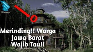 Ngeri!! 5 Tempat Paling Angker Ini Bikin Merinding! #misteri #tempatangker #jawabarat